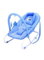 Asalvo Baby Bouncer Swing, Sky Blue