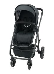 Asalvo Travel System Baby Stroller, Black