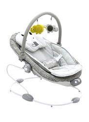 Asalvo Musical Nordic Baby Bouncer Swing, Grey