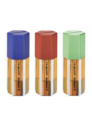 Stabilo Point Mini Fineliner Pen Set, 88 Pieces, Multicolor