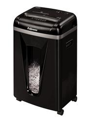 Fellowes 450M Micro-Cut Shredder, Black