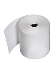 Jey Roll Thermal Paper 48 GSM 80x80mm, 50 Rolls Per Box