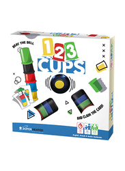 Super Heated Neurons 123 Speed Cups Board Game