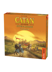Super Heated Neurons Catan Cities & Knights 3-4 Players Board Game
