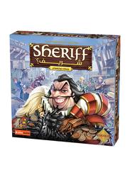 Super Heated Neurons Sheriff Board Game