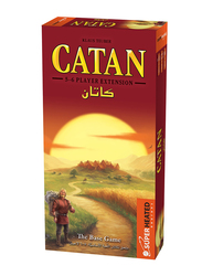 Super Heated Neurons Catan Base 5-6 Players Board Game