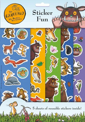 The Gruffalo Sticker Fun, Paperback Book, By: Alligator