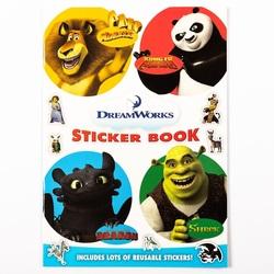 Dreamworks Sticker Book, Paperback Book, By: Alligator