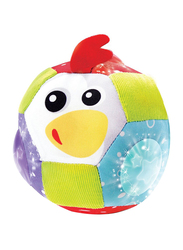 Yookidoo Lights and Music Friends Ball Toy, Multicolour