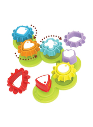 Yookidoo Shape N Spin Gear Sorter Kids Activity Toy, Multicolour