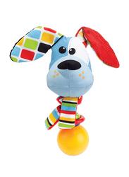Yookidoo Dog Shake me Rattle, Multicolour