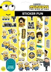 Minions Sticker Fun, Paperback Book, By: Alligator