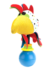 Yookidoo Rooster Shake me Rattle, Multicolour