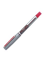 Zebra DX5 Direct Ink Rollerball Pen, 0.5mm, Red
