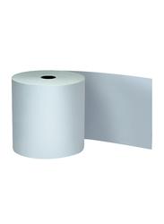 Emigo Receipt Printer Thermal Roll Paper, 8 x 8cm, White