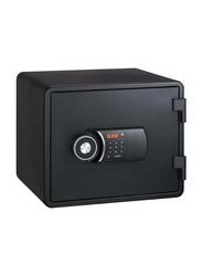 Eagle Fire Resistant Safe Yes-m020 Digital Lock Security Safe, Black