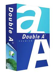 Double A Printer Copy Paper, 500 Sheets, 80 GSM, A5 Size, White