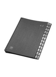 Elba A-Z Signature Book, Black