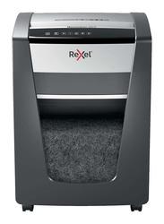 Rexel Momentum M515 Micro Cut Shredder, Black