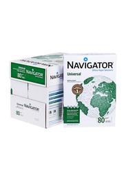 Navigator Copy Paper, 5 x 500 Sheets, 80 GSM, A4 Size, White