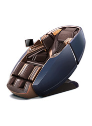 Rotai Gemini Massage Chair, Brown/Blue