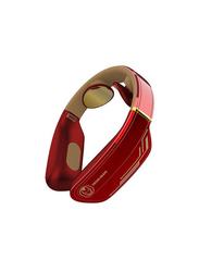 Rotai Marvel Iron Man Neck Massager, Red/Gold