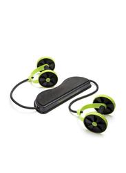 Revoflex Adult Xtreme Resistance Workout Machine, Black/Neon Green