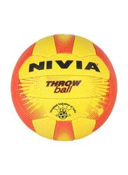 Nivia Playground Balls, Size 5, Yellow