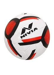 Nivia Synthetic Extreme Net Ball, Size-5, White