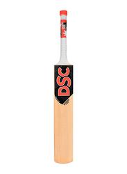 DSC Kashmir Willow Cricket Bat, Multicolour