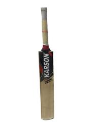 Karson Exclusive Cricket Bat, Multicolor