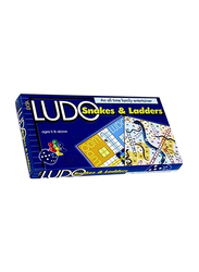 Ludo with Snake & Ladders Board Game