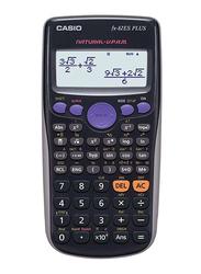 Casio FX-82ESPLUS-2WDTV Mini Portable Scientific Calculator, Black