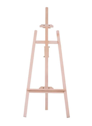 Wooden Sketch Drawing Easel Stand, 150cm, Beige