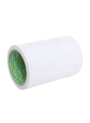 Fantastick Double Sided Adhesive Mounting Tape, White
