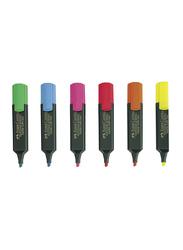 Faber-Castell 6-Piece Text Liner Set, Multicolor
