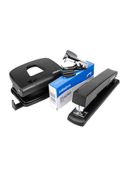 Maped Stapling Office Set, 4 Pieces, Grey