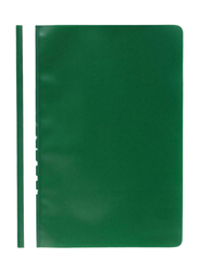 Exacompta A4 Report Cover File Set, 12 Pieces, Green