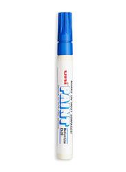 Uniball Bullet Tip Paint Marker, 2.2-2.8 mm, Blue