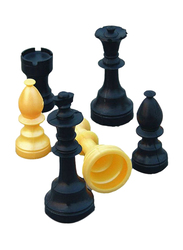 7-Piece Set Plastic Chess Board Game