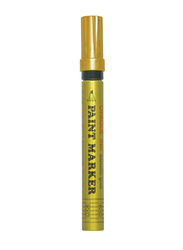 Roco Chisel Tip Paint Marker, 4 mm, Gold