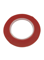 Outad Multi-Purpose Double Face Adhesive Tape, Red