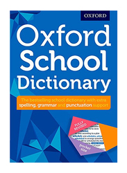 Oxford School Dictionary, Paperback Book, By: Oxford Dictionaries