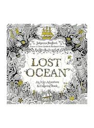 Lost Ocean English, Paperback Book, By: Johanna Basford