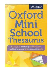 Oxford Mini School Thesaurus, Paperback Book, By: Oxford University Press Editor Team