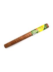 Masco Self Adhesive Wood Roll, 8 Yard, Brown