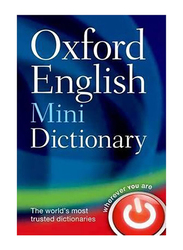 Oxford English Mini Dictionary, Paperback Book, By: Oxford University Press Editor Team