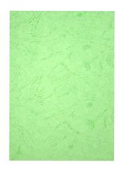 Partner Embossed Binding Sheet, 100-Sheets, A4 Size, Green