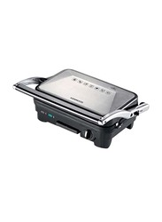 Kenwood Contact Grill, 1800W, HGM50, Black