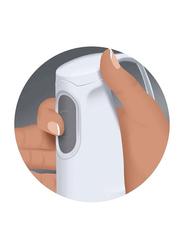 Braun MultiQuick Hand Electric Blender, 450W, MQ-120, White/Clear/Silver